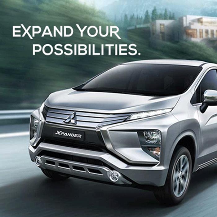 Mitsubishi Xpander Test Drive Lead Generation