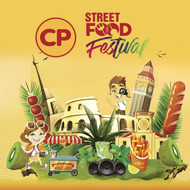 CP Street Food Festival Awareness