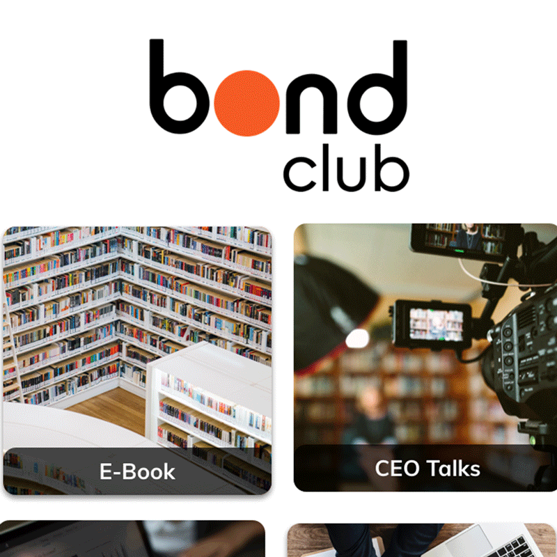 Business Leader's Flock to the Bond Club